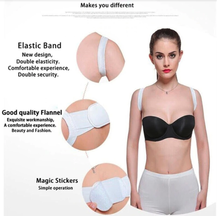Generise Flexible Posture Belt and Back Support, Supports & Braces - Image 8