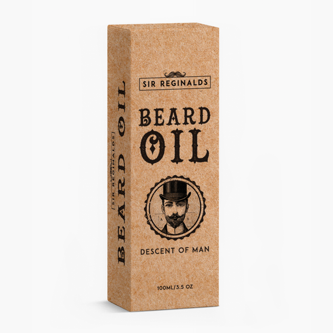 Sir Reginalds Beard Oil 100ml, Hair Styling Products by My Wholesale Warehouse