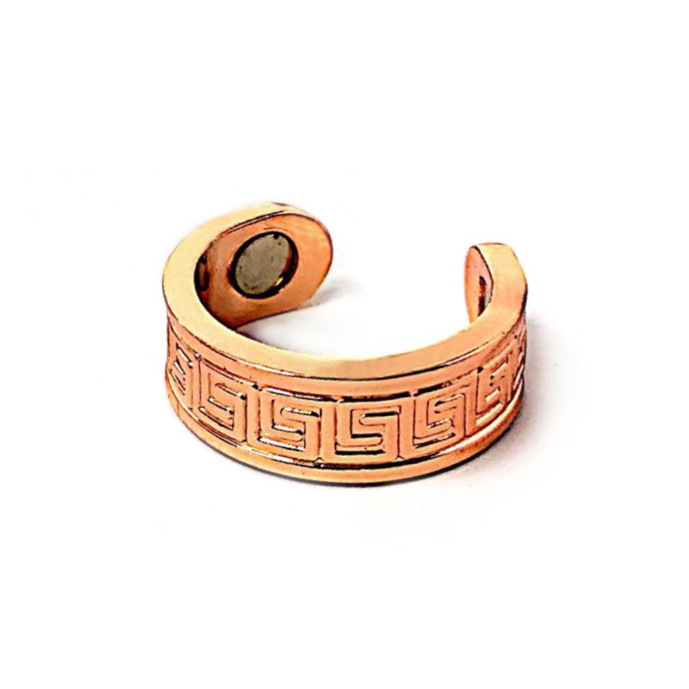 Acusoothe Magnetic Copper Ring, Rings - Image 4