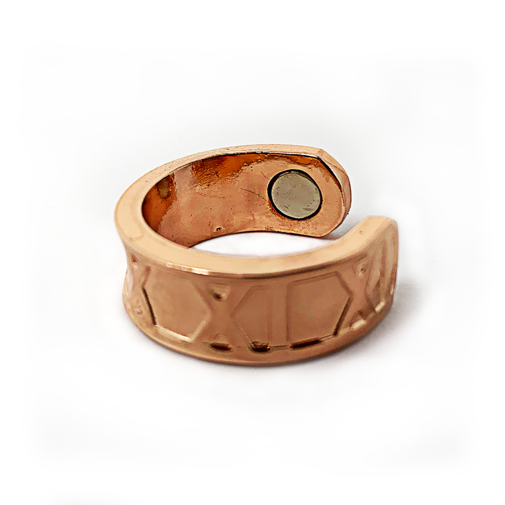 Acusoothe Magnetic Copper Ring, Rings - Image 5
