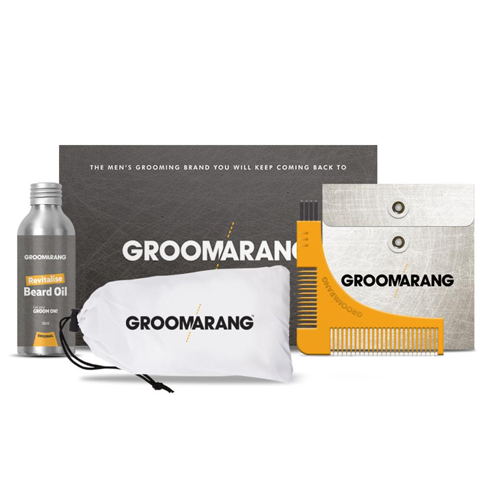 Groomarang Gold Collection, Combs & Brushes - Image 0