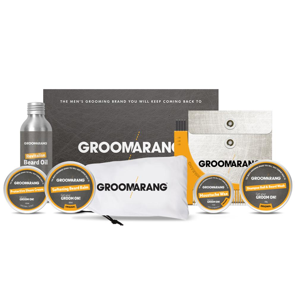 Groomarang Premium Collection by  My Wholesale Warehouse