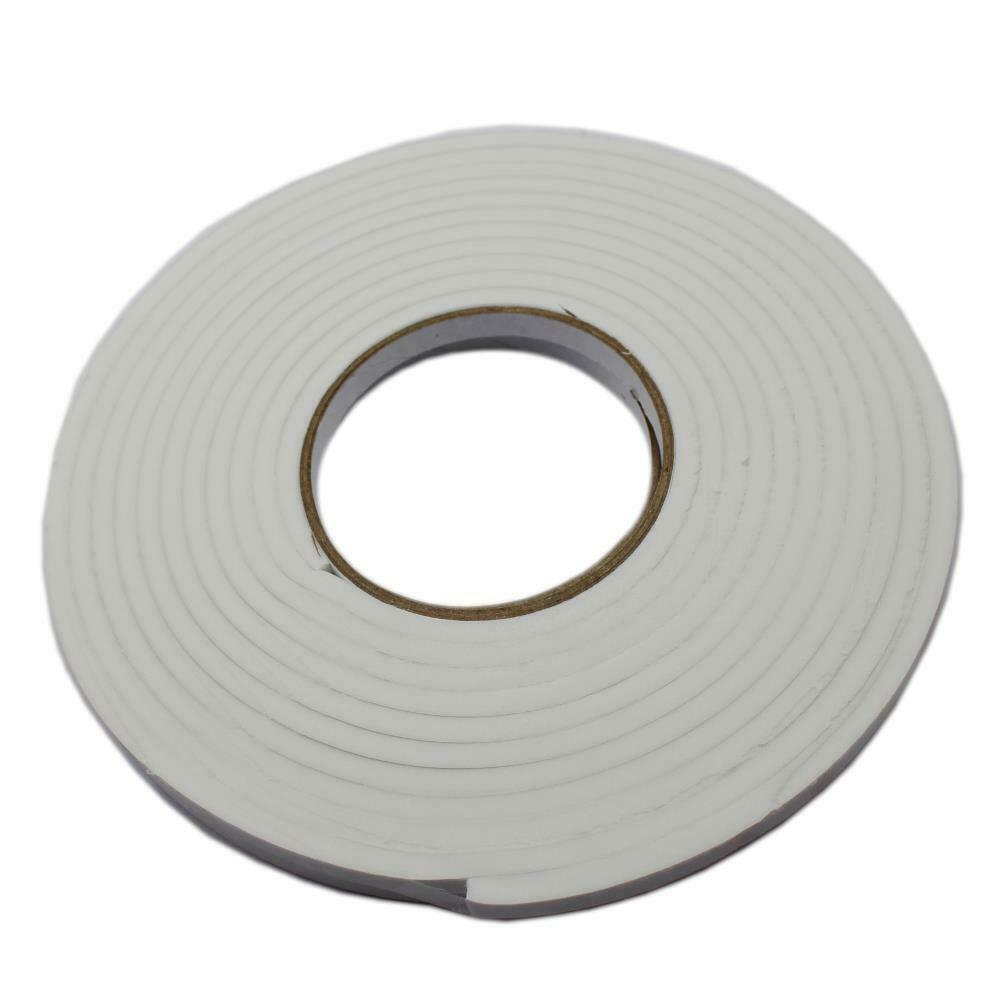Generise Foam Draught Strip- 5M (Two Pack), Weather Stripping & Weatherisation Supplies - Image 1
