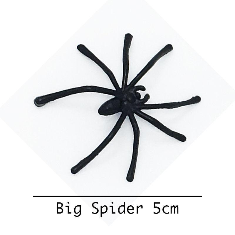 Prank Spiders Bag of 100, Party Supplies - Image 1