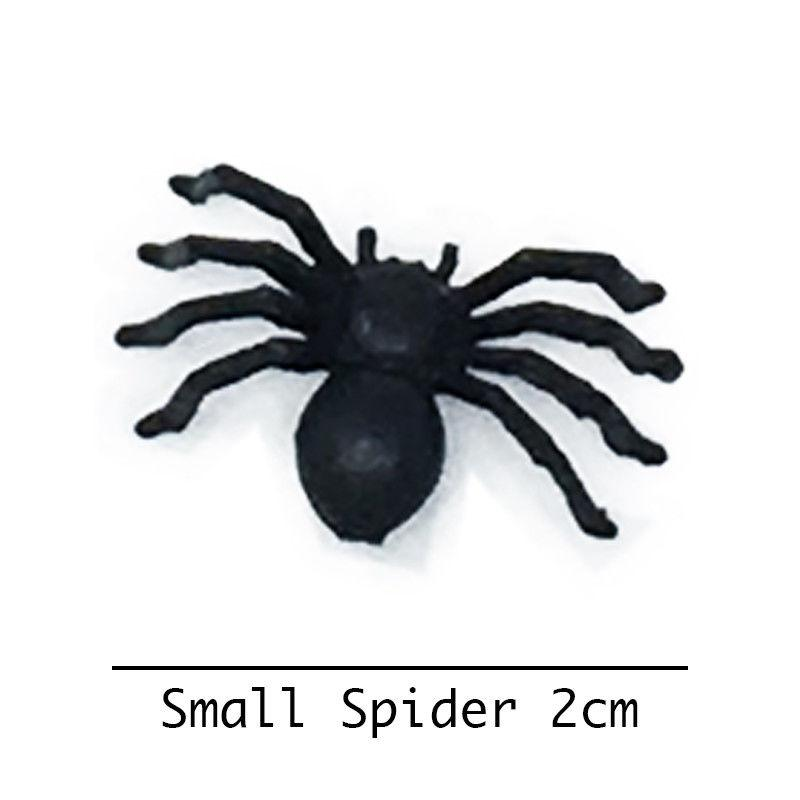 Prank Spiders Bag of 100, Party Supplies - Image 3