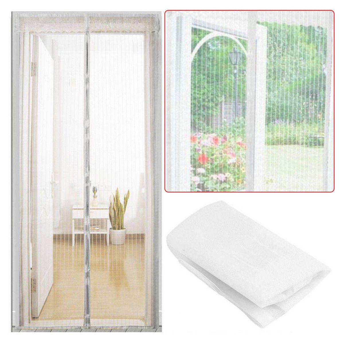 Magic Mesh Mosquito Net, Mosquito Nets & Insect Screens - Image 1