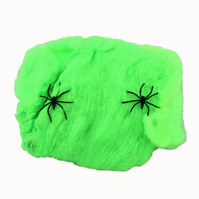 Spider Web Scene, Party Supplies - Image 2