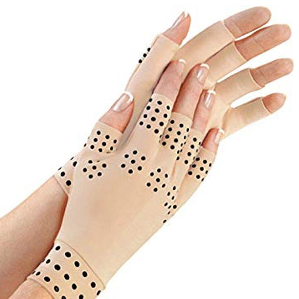 Glamza Magnetic Arthritis Gloves, Health & Beauty by My Wholesale Warehouse