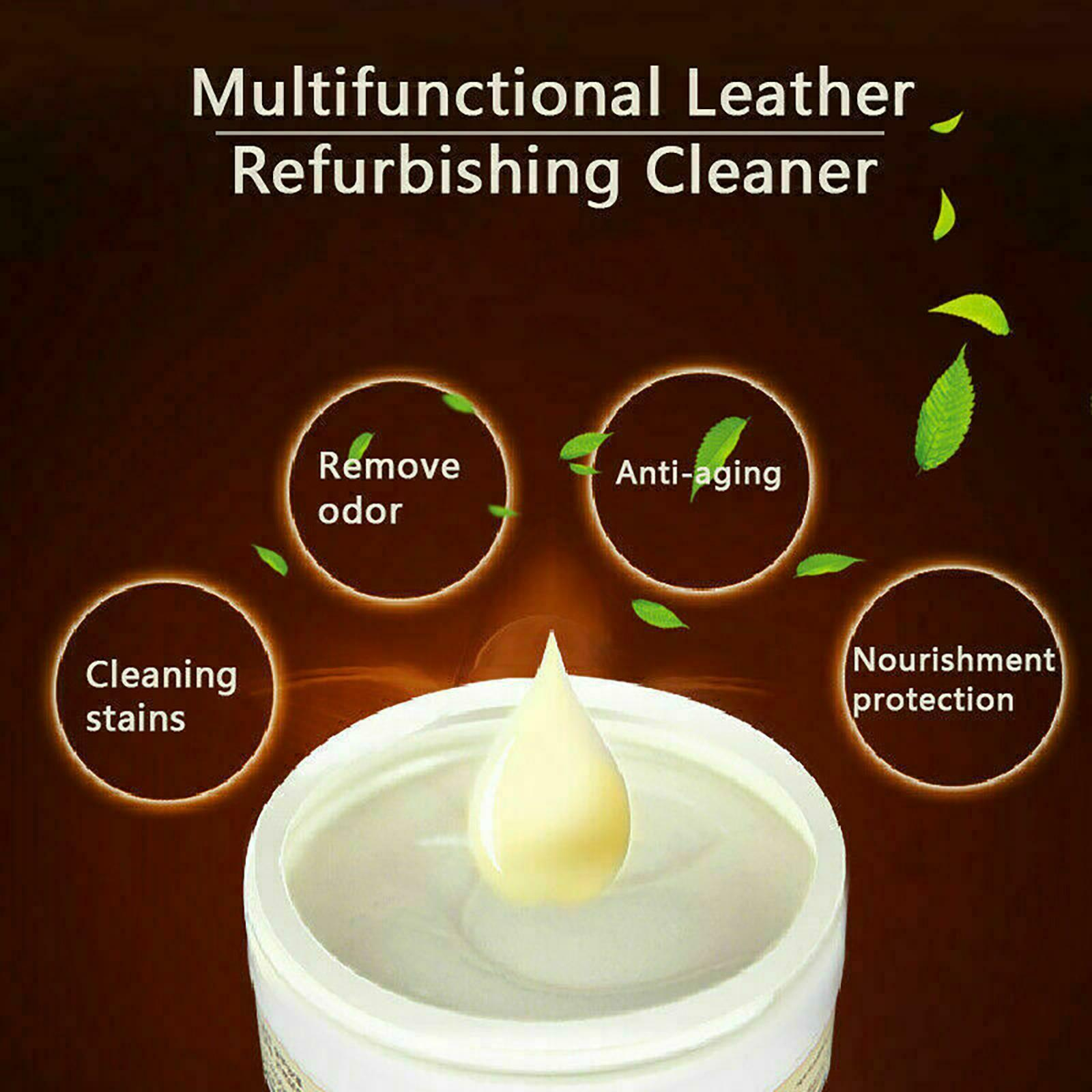 Generise Wax Leather Cleaner, Shoe Care & Tools - Image 4