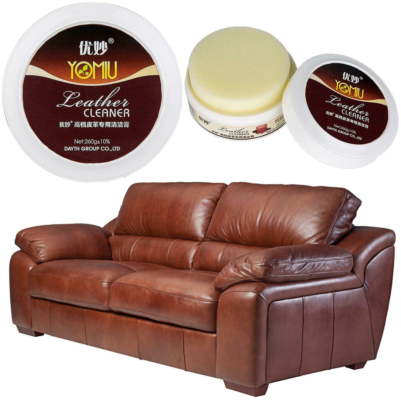 Generise Wax Leather Cleaner, Shoe Care & Tools - Image 1
