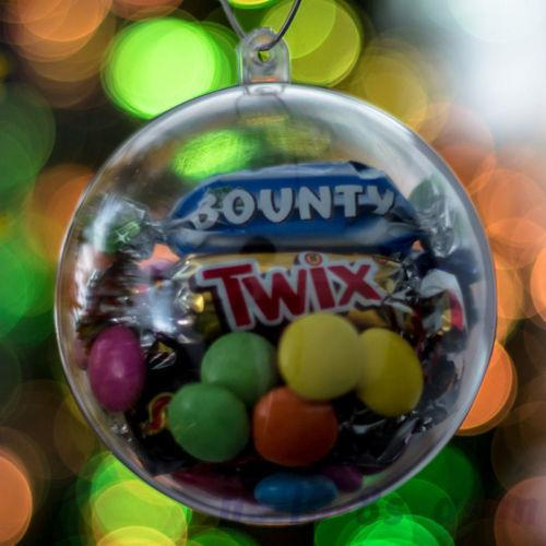 DIY Christmas Baubles - 6cm or 8cm, Holiday Ornaments - Image 3