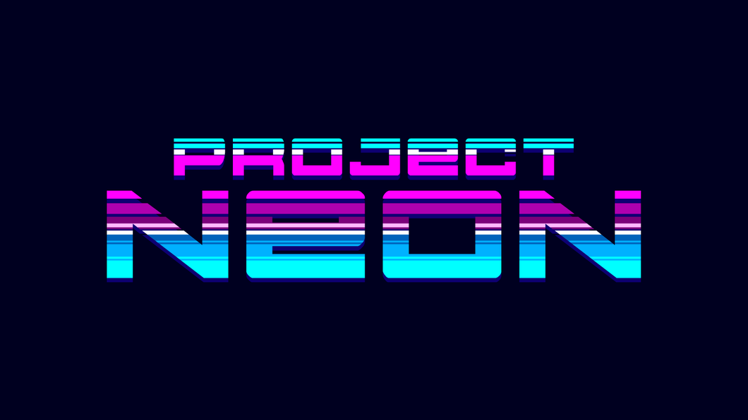 Project Neon - MVS Collectors Edition (Preorder)