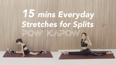 Stretches to Help You Do Splits
