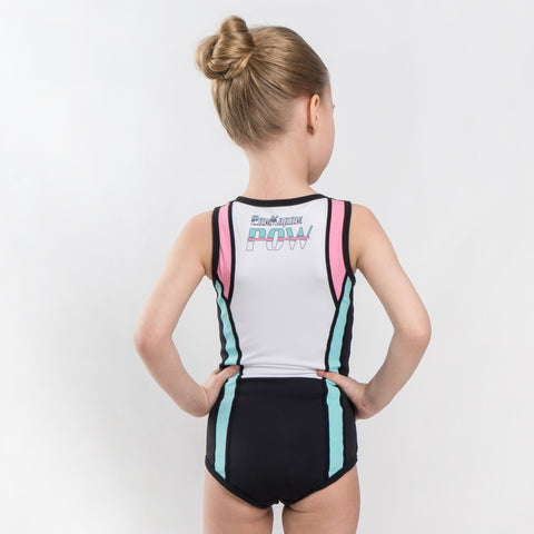 Speed Swimsuit (Pink / Green) - PowKapow
