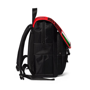 JF HEBREW MODE Casual Shoulder Backpack