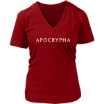JF Signature Apocrypha V-neck