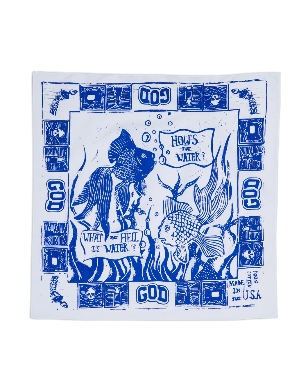 This Is Water Bandana