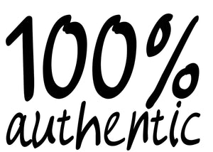 100% authentic - 140017