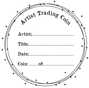 Artist Trading Coin 4 - 180155