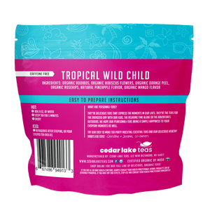 Personali-Teas Tropical Wild Child - Cedar Lake Teas
