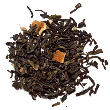 Ginger Orange Peach Organic - Capital Tea
