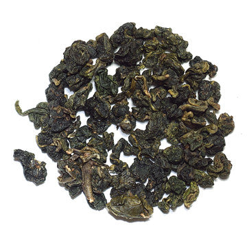 Jade Oolong Organic & Fair Trade Certified - Capital Tea