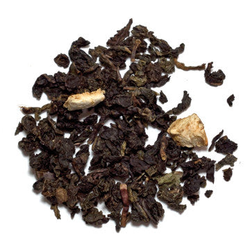 Orange Blossom Oolong - Capital Tea