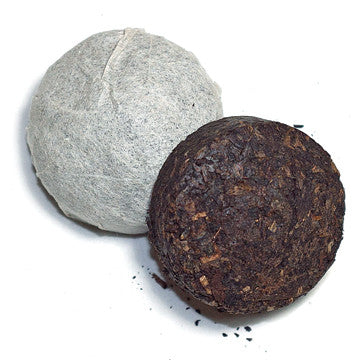 Pu-erh Organic Mini Tuocha - Capital Tea