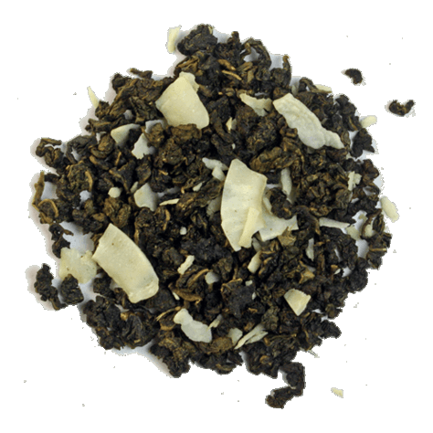 Coconut Oolong - Capital Tea