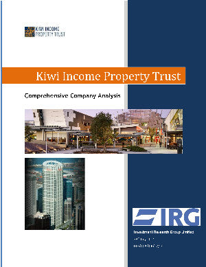 2016: Kiwi Property Group