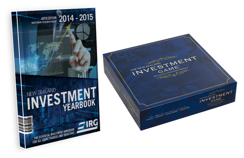 40th Yearbook + Investment Game Package