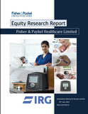 2015: Fisher & Paykel Healthcare