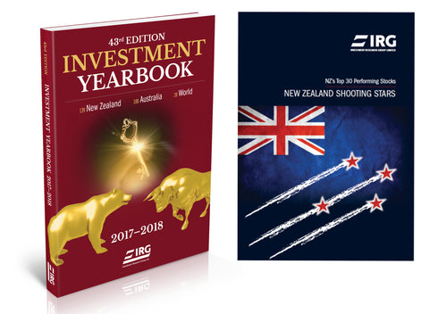 Combo 43rd Investment Yearbook 2017-2018 & Shooting Stars