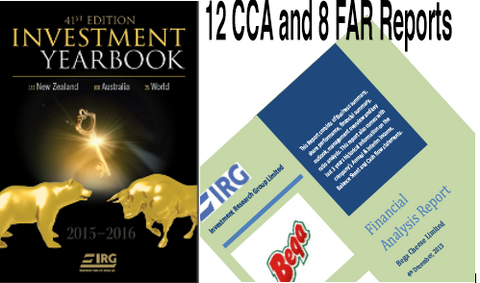 41st edition IRG Yearbook & 20 Reports Subscription