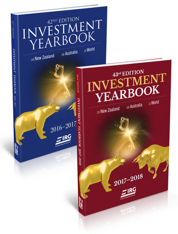2x IRG Investment Yearbook (43rd and 42nd) Combo (Special Price)