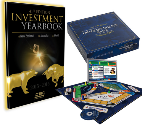 41st Yearbook + Investment Game Package