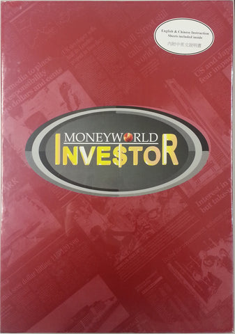Moneyworld Inve$tor Board game