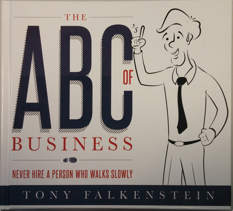 The ABC of Business - Tony Falkenstein (Father's Day Special)