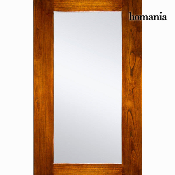 Wooden wall mirror - Serious Line Collection