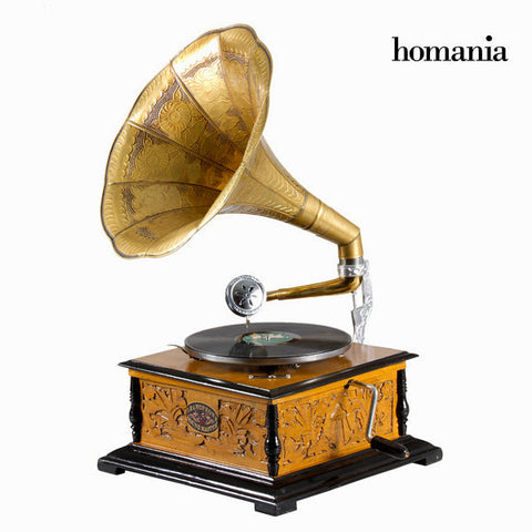 Gramophone by Homania