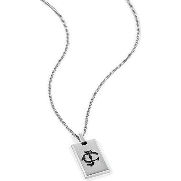 Unisex Necklace Just Cavalli SCKD01