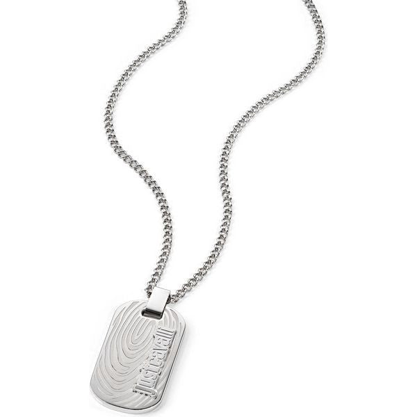 Unisex Necklace Just Cavalli SCXB02