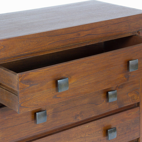 Walnut nature dresser - Nogal Collection by Craften Wood