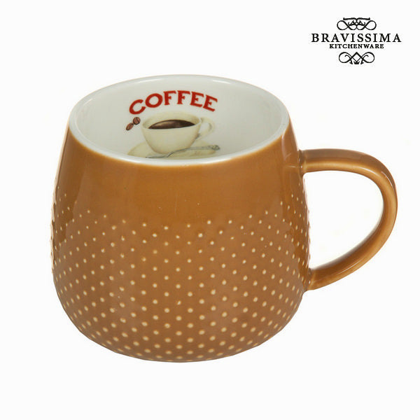Coffee cup cream - Kitchen's Deco Collection by Bravissima Kitchen