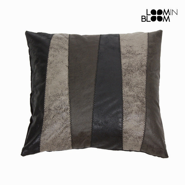 Cushion cover patchwork old grey by Loomin Bloom