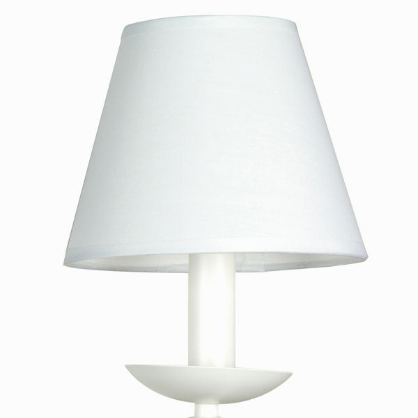 White wall lamp by Shine Inline