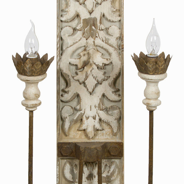 Wall candelabrum - Art & Metal Collection by Homania