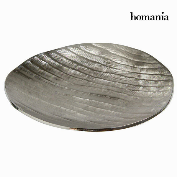Round nickel centrepiece - New York Collection by Homania