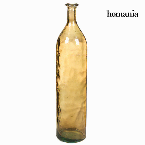 Brown florencia vase - Crystal Colours Kitchen Collection by Homania