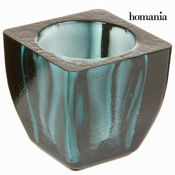 Square candle holder - Crystal Colours Kitchen Collection by Homania